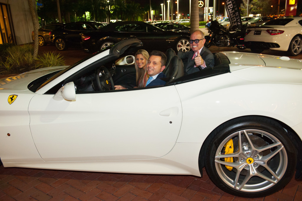 October 22, PB Hedge fund Assoc. Ferrari PB