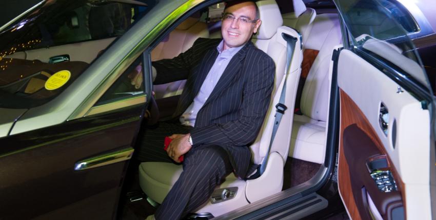 A Spectacular Evening With Rolls Royce Palm Beach!!