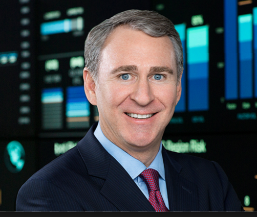 Ken Griffin Signs $114 Million Mortgage For Massive Palm