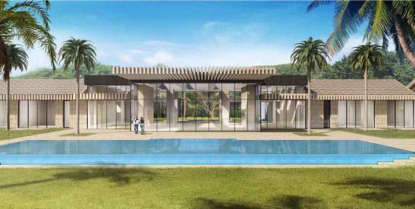 Ken Griffin Plans House Longer Than Football Field On Palm Beach