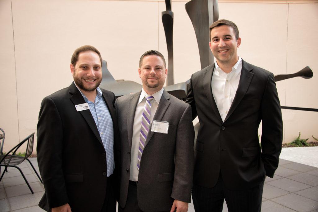 Brad Ellman, Shawn Mostal, Matthew Welding
