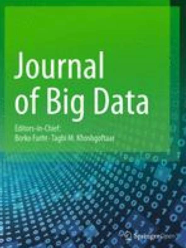 PBHFA Director Published In Journal of Big Data !