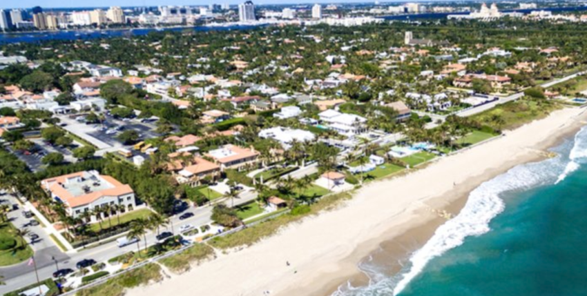 "Palm Beach Ranks 2nd On ""Power Market"" Rich List"