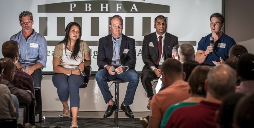 A Few Photos From PBHFA's Cryptocurrency Panel !!