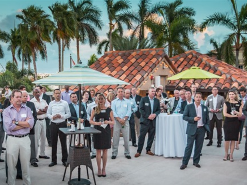 PBHFA's Spectacular Bankers Row Rooftop Social ! (Slide Show )