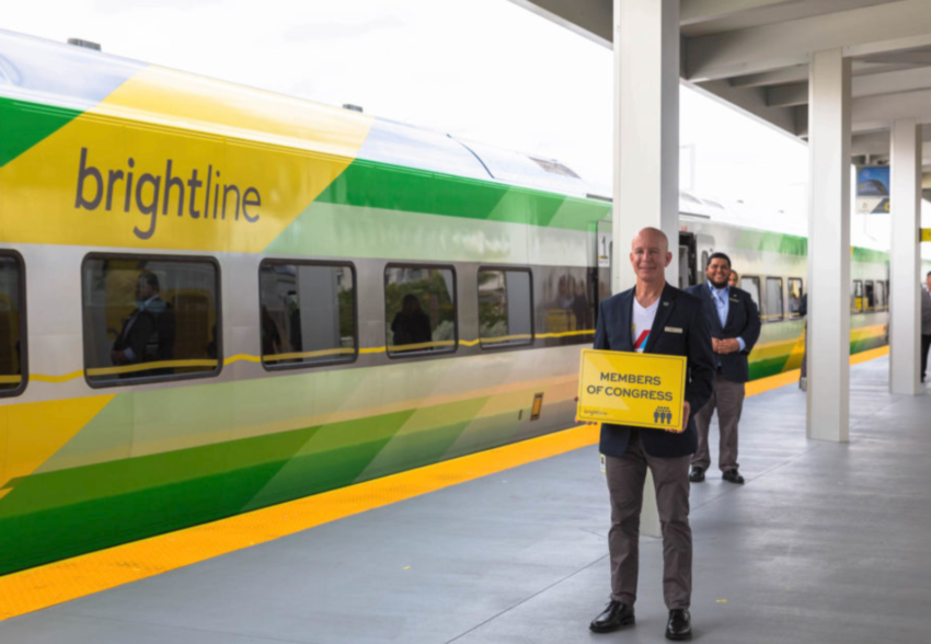 The PBHFA Forms A Strategic Partnership With Brightline !