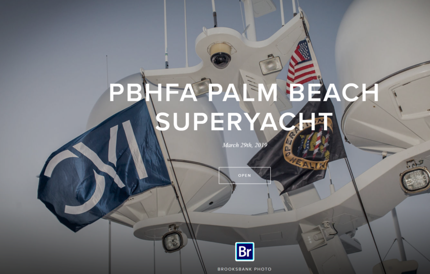 Slide Show From Our Spring Super Yacht Deal Making Social!!