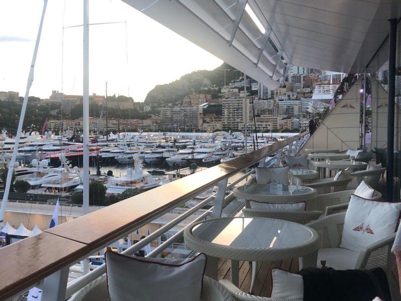 Yacht Club de Monaco Soirée With The Circle Global Family Office– Photos !!