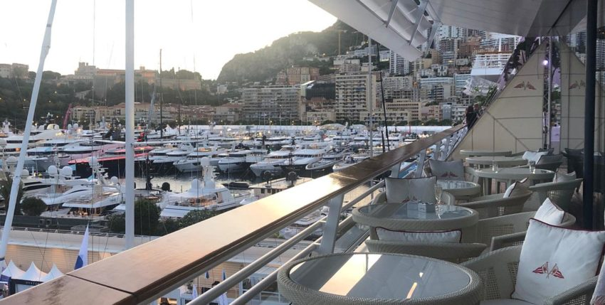 Yacht Club de Monaco Soirée With The Circle Global Family Office– Photos !!